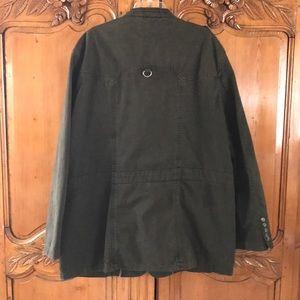International Laundry Jackets & Coats - International Laundry Military Style Jacket